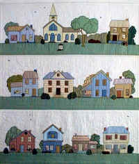 Houses 2 with quilt.JPG (53676 bytes)